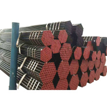 ASTM A106 Gr.B SCH40 Hot Rolled Seamless Steel Pipes With Black Painting