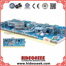 Ice Snow Theme Entertainment Equipment Factory