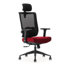 BIFMA Office Commercial Lift Swivel Executive Mesh and Fabric Chair
