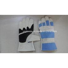 Lederhandschuh-Gartenhandschuh-Handschuhhandschuh-Sicherheitshandschuh