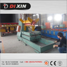 Metal 10 Ton Steel Coils Decoiler