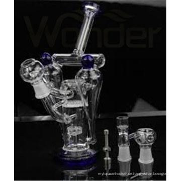 Die beliebteste Glas Wasserpfeife zum Rauchen