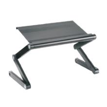 "Laptop Desk Alu Panel Foldable Height Adjustable Upto 17"" (T2C)"