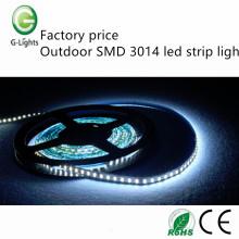 Precio de fábrica al aire libre SMD 3014 llevó la luz de tira