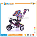 4-in 1 Baby Tricycle مع ثلاث عجلات