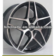 5 twins-spokes msw chrome sport alloy wheel for wholesale