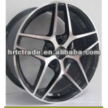 5 двойных спиц msw хромовое спортивное колесо сплава для оптовой продажи