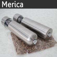 Moinho de pimenta elétrico de aço inoxidável
