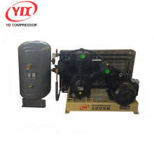 Compresor de aire de alta presión máquina de moldeo por inyección de plástico aire Booster 350CFM 580PSI 40HP 10m3 40bar 30kw