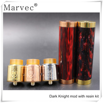 cheap e cig starter kit mod resin tube