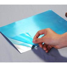 Film de protection pour panneau en aluminium
