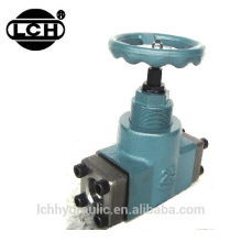 Proveedor de garantía comercial de válvulas de retención ortogonales de hierro dúctil operadas