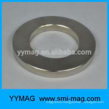 China 4 inch neodymium ring magnet