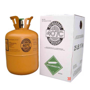 Refrigerante R407c HFC con purezza 99.8%