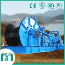Low Lifting Winch with Big Capacity up to 65 Ton