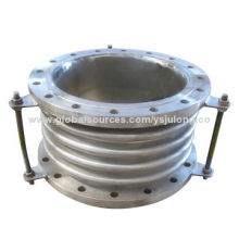 Laminated Bellow Metal Expansion Joint, 316/316L, BS4504 STD, for Oil, Water, Sewage