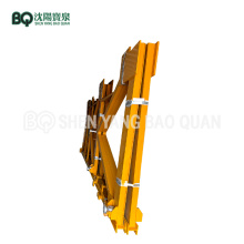 Tower Crane Steel Structure Parts Telescoping Cage