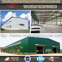 steel structure warehouse factory workshop