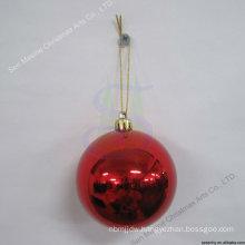 8cm Plating Wholesale Plastic christmas ball ornaments