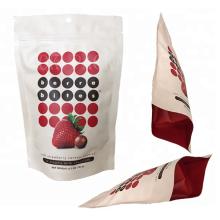 Premium quality vacuum bag for cashew nuts packaging biodegradable vacuum packaging bag