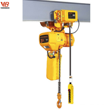gantry crane chain hoist