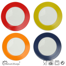 26.5cm Hot Selling Dinner Plate with Decal