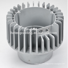 Cold chamber die casting parts aluminum mold