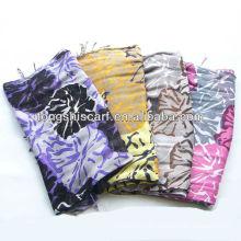 Mode Viskose Baumwolle Schal Schal