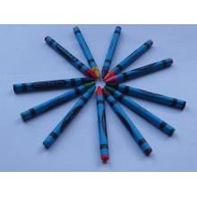 12 Color Non-Toxic Wax Crayon