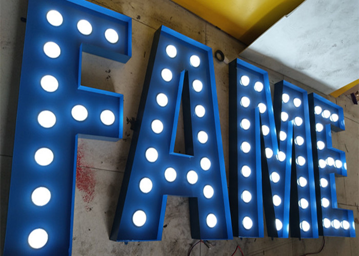LED Marquee Letter signs
