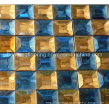 Diamond Glass Mirror Mosaik Fliese (HD046)