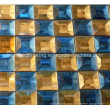 Diamond Glass Mirror Mosaic Tile (HD046)