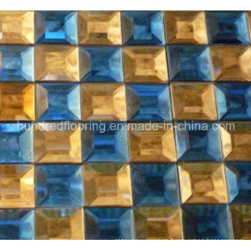 Diamond Glass Mirror Mosaic Tile (HD046)