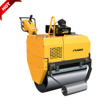 500kg Walk Behind Single Wheel Compactor Road Roller With Electromagnetic Clutch