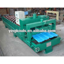 LS-1000-840 sheet metal flattening machine,flatten steel plate machine,flat sheet roll forming machine