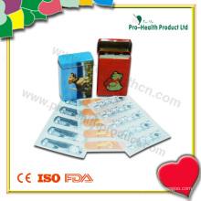 Пластыри в жестяной коробке (PH4354)