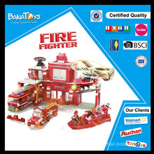 Special Offer! Hot sale fireproof block 2015 building block bricks construct toy of water fire block