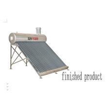 Copper Coil Pre-Heat Type Water Heater