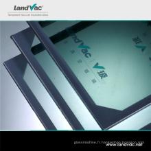 Verre isolé par vide composé efficace d'énergie de Landvac pour des bâtiments