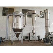 Antimony trioxide flash dryer