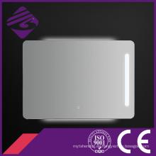 Jnh165 Pantalla táctil LED con retroiluminación Chaflanado borde económico Espejo de baño