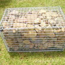 Made in China Low Price Galvanized Welded Mesh Gabion Box