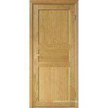 MDF Panel Solid Wood Stiles and Rails Interior Door