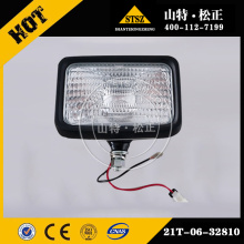 PC200-8 LAMP OF EXCAVATOR BOOM PART 21T-06-32810