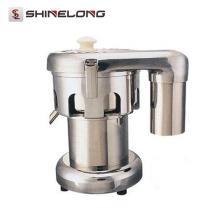 Productos de alto nivel de acero inoxidable de prensa en frío Juicer de fruta comercial
