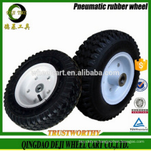 factory cheap wheelbarrow tires/ wheelbarrow tyre air wheel