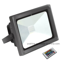 20W RGB LED Flood Lighting