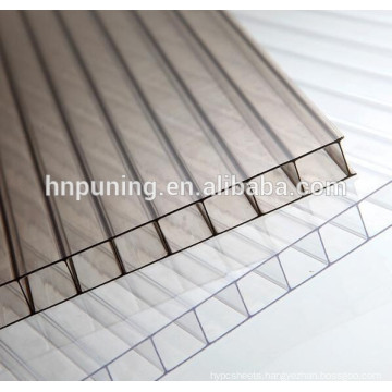 4-20mm Anti-drop & easy clean multi-wall sheet