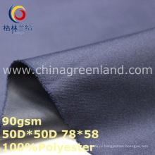 Twill полиэстер Pongee крашение ткани для спортивной одежды (GLLML330)