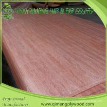 Хороший цвет и зерно первого сорта Бинтангор шпон Линьи